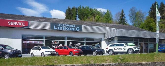Autohaus Lieskonig GmbH